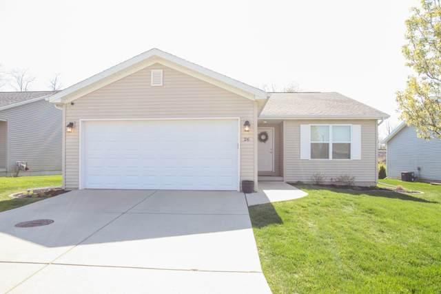 26 Winding Way, Bloomington, IL 61705 (MLS #11068814) :: Helen Oliveri Real Estate