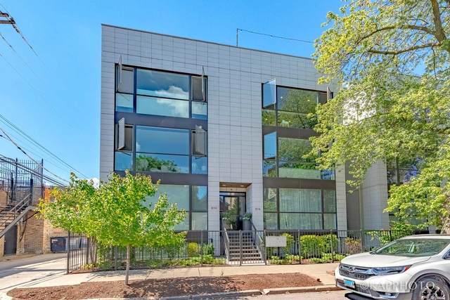 816 N Wood Street 1N, Chicago, IL 60622 (MLS #11068864) :: Helen Oliveri Real Estate