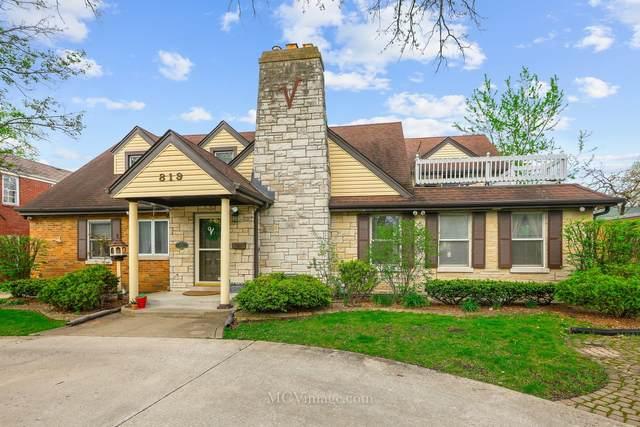 819 N Spring Avenue, La Grange Park, IL 60526 (MLS #11068936) :: Helen Oliveri Real Estate