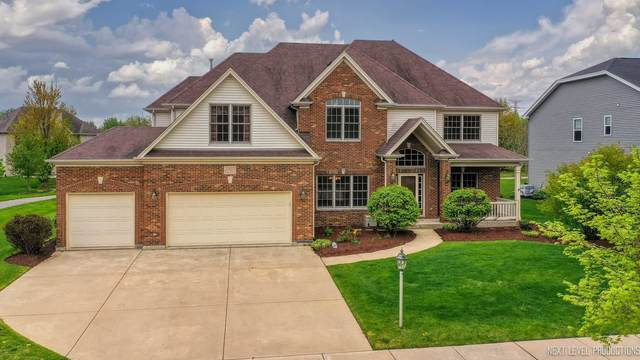 25023 Steeple Chase Drive, Plainfield, IL 60585 (MLS #11068950) :: Carolyn and Hillary Homes