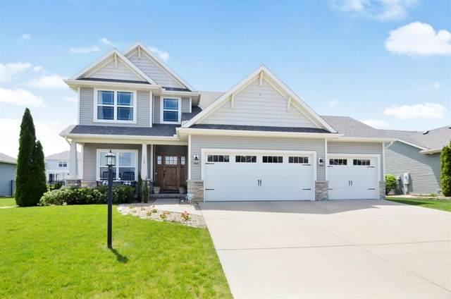 1107 Farm Lake Drive, Mahomet, IL 61853 (MLS #11069040) :: Suburban Life Realty
