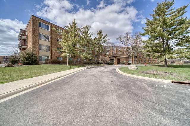 1500 Robin Circle #202, Hoffman Estates, IL 60169 (MLS #11069100) :: Littlefield Group