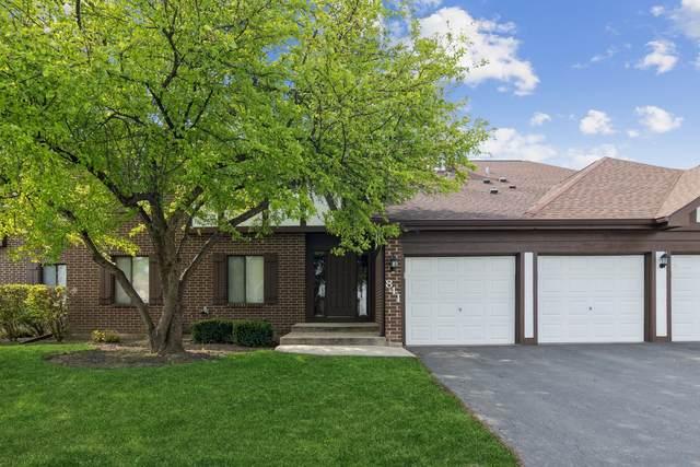 841 Cross Creek Court D, Roselle, IL 60172 (MLS #11069111) :: Helen Oliveri Real Estate