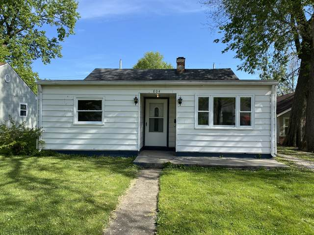 804 W Vine Street, Champaign, IL 61820 (MLS #11069161) :: Ryan Dallas Real Estate