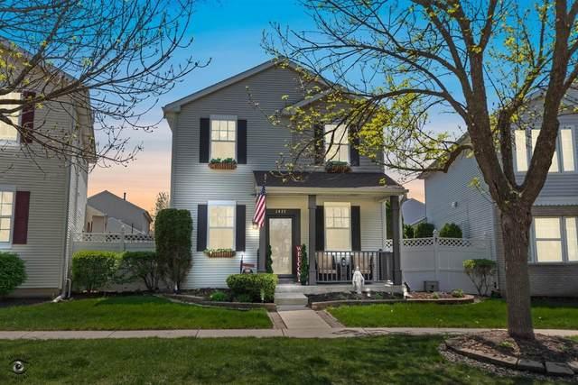1477 Mountain Laurel Court, Romeoville, IL 60446 (MLS #11069296) :: Helen Oliveri Real Estate
