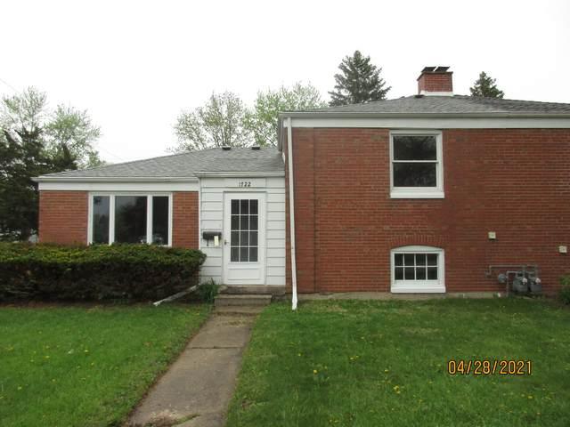 1722 N Raynor Avenue, Crest Hill, IL 60403 (MLS #11069342) :: Helen Oliveri Real Estate