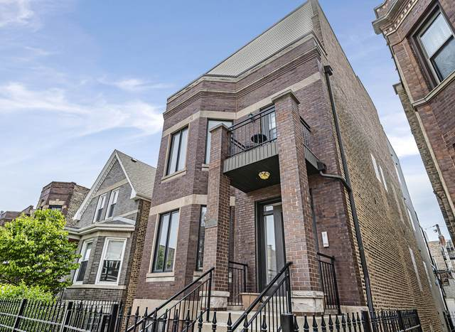 2235 W Augusta Boulevard #3, Chicago, IL 60622 (MLS #11069368) :: Helen Oliveri Real Estate