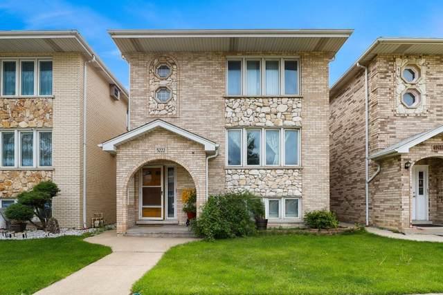 5222 S Kilbourn Avenue, Chicago, IL 60632 (MLS #11069394) :: Helen Oliveri Real Estate