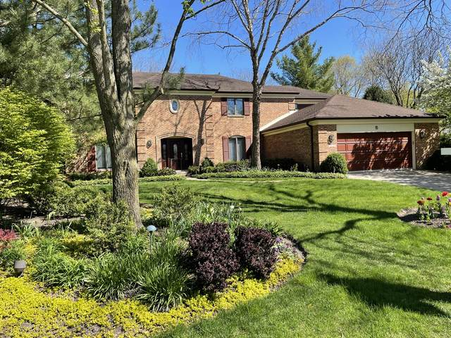 2 Bedford Court, Lincolnshire, IL 60069 (MLS #11069407) :: Rossi and Taylor Realty Group