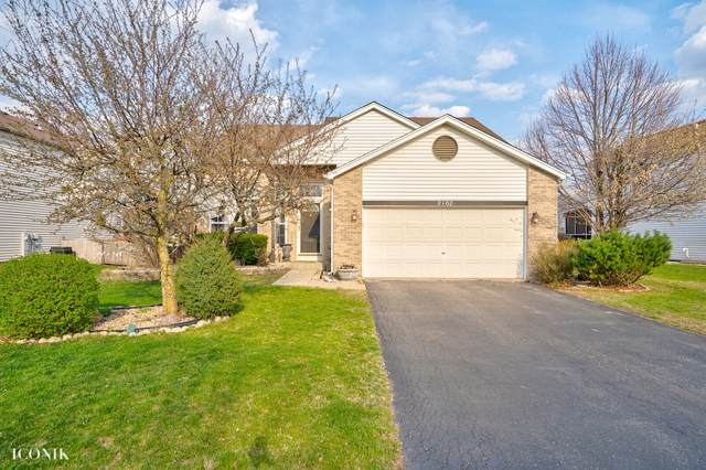 2102 Winding Lakes Drive, Plainfield, IL 60586 (MLS #11069437) :: The Spaniak Team