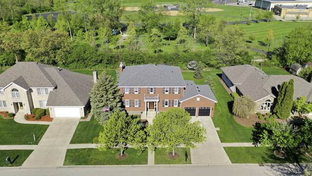 1264 Eagle Crest Drive, Lemont, IL 60439 (MLS #11069444) :: Janet Jurich