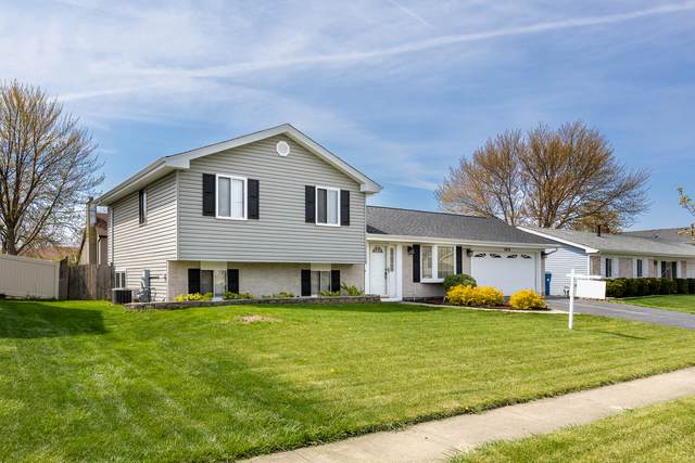 1615 Spinnaker Lane, Hanover Park, IL 60133 (MLS #11069466) :: Helen Oliveri Real Estate