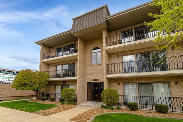 11131 S Kedzie Avenue #301, Chicago, IL 60655 (MLS #11069510) :: Helen Oliveri Real Estate