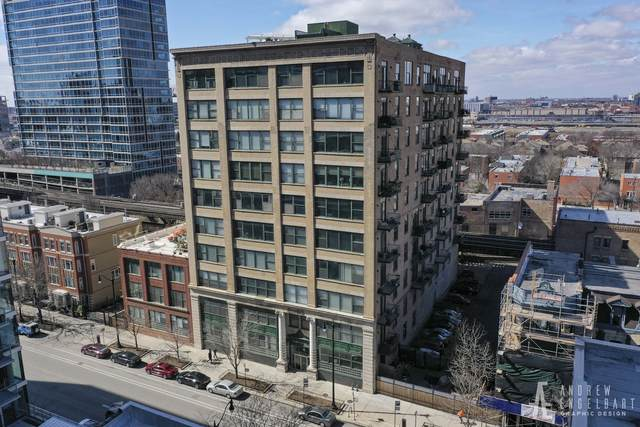 1322 S Wabash Avenue H, Chicago, IL 60605 (MLS #11069548) :: Helen Oliveri Real Estate