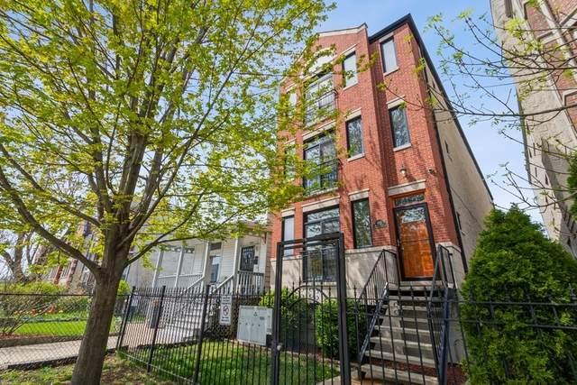 4322 S Evans Avenue #1, Chicago, IL 60653 (MLS #11069575) :: Littlefield Group