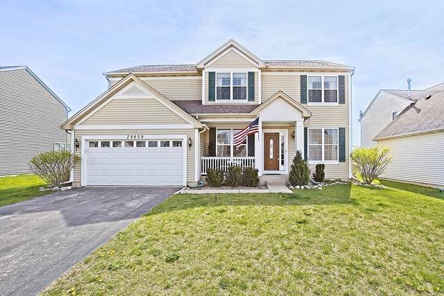 39609 Lynsee Court, Beach Park, IL 60083 (MLS #11069607) :: Helen Oliveri Real Estate
