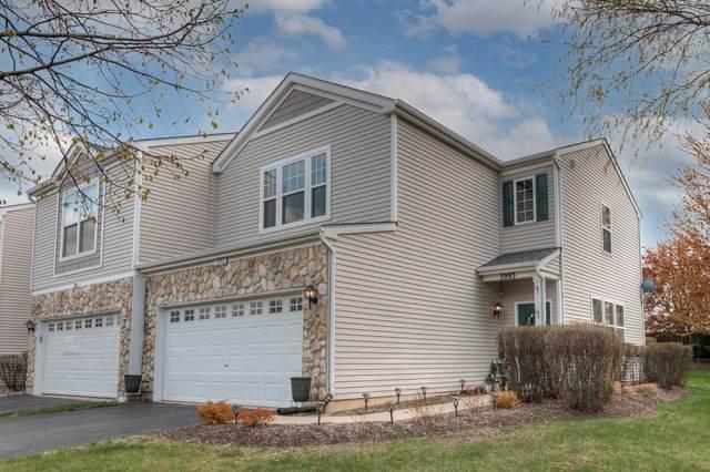 3993 Blackstone Drive #3993, Aurora, IL 60504 (MLS #11069630) :: Helen Oliveri Real Estate