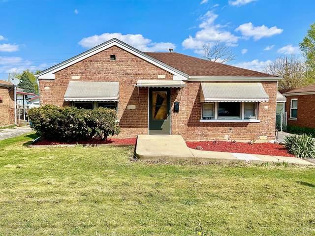 2049 Louis Street, Melrose Park, IL 60164 (MLS #11069709) :: Helen Oliveri Real Estate