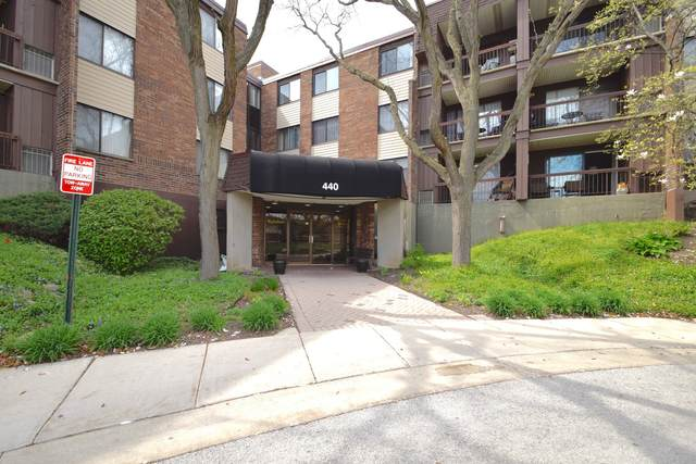 440 Raintree Court 3P, Glen Ellyn, IL 60137 (MLS #11069721) :: Littlefield Group