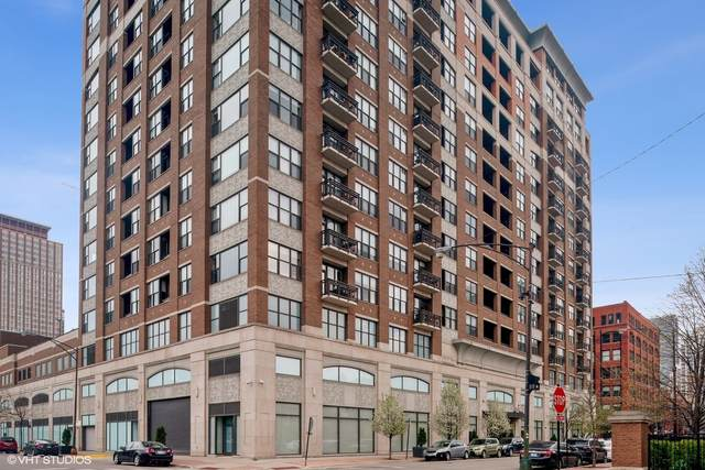 849 N Franklin Street #1416, Chicago, IL 60610 (MLS #11069752) :: Littlefield Group