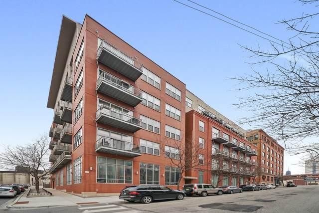 824 W Superior Street #412, Chicago, IL 60622 (MLS #11069817) :: The Spaniak Team
