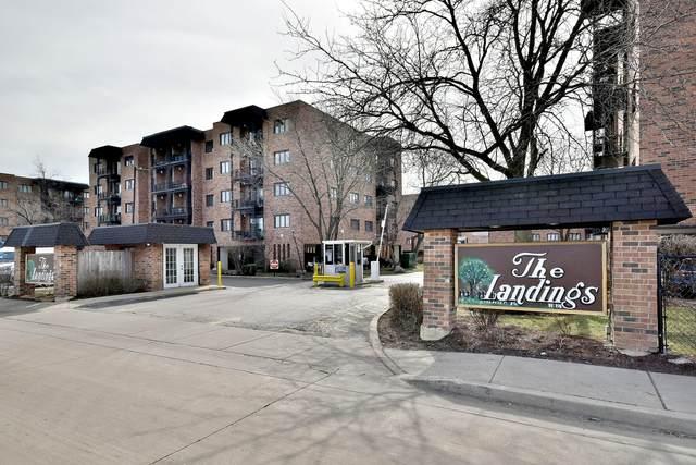 9357 Landings Lane #402, Des Plaines, IL 60016 (MLS #11069842) :: Littlefield Group