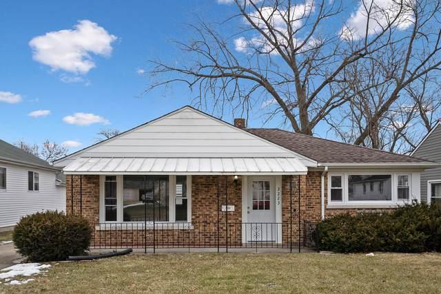 3223 Green Street, Steger, IL 60475 (MLS #11069972) :: Littlefield Group