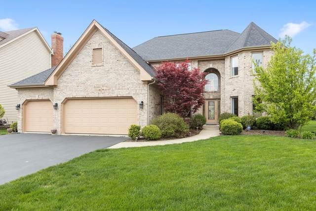 2335 Simsbury Court, Naperville, IL 60564 (MLS #11070011) :: Helen Oliveri Real Estate