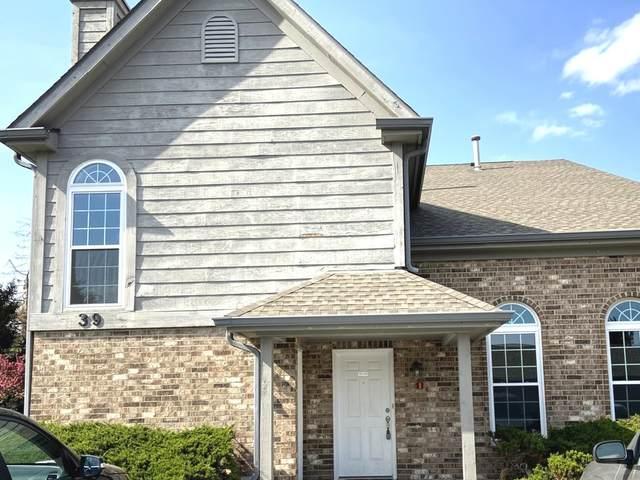39 Foxcroft Road 39-139, Naperville, IL 60565 (MLS #11070071) :: Littlefield Group