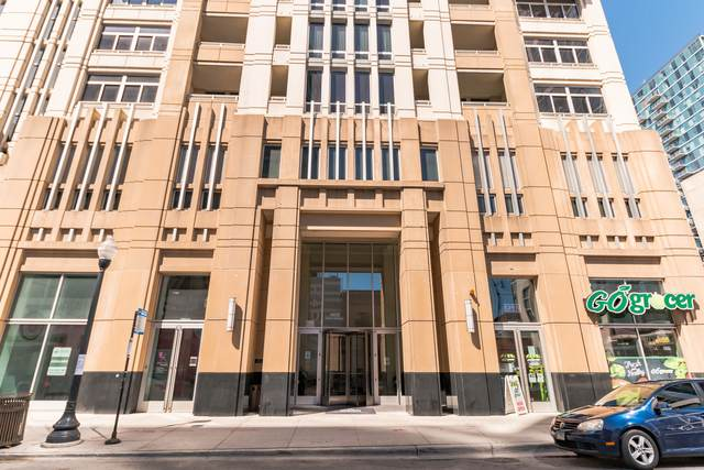 1400 S Michigan Avenue #1607, Chicago, IL 60605 (MLS #11070218) :: The Spaniak Team
