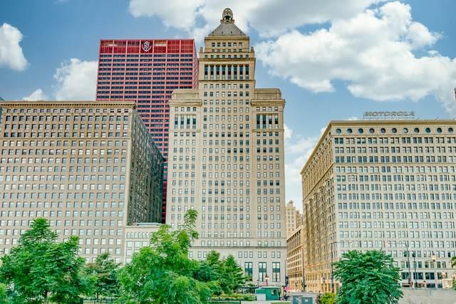310 S Michigan Avenue #1900, Chicago, IL 60604 (MLS #11070282) :: Ryan Dallas Real Estate