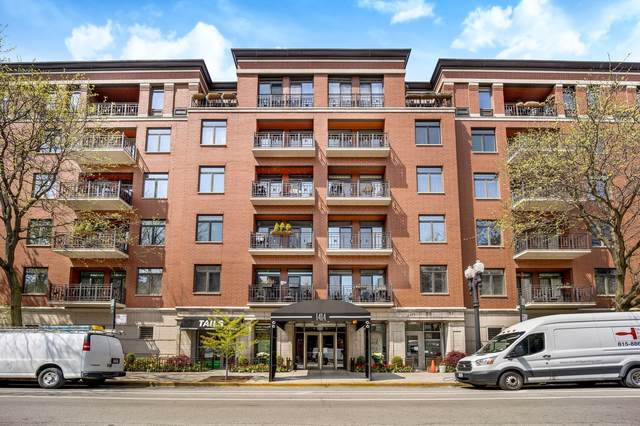 1414 N Wells Street #506, Chicago, IL 60610 (MLS #11070286) :: Touchstone Group