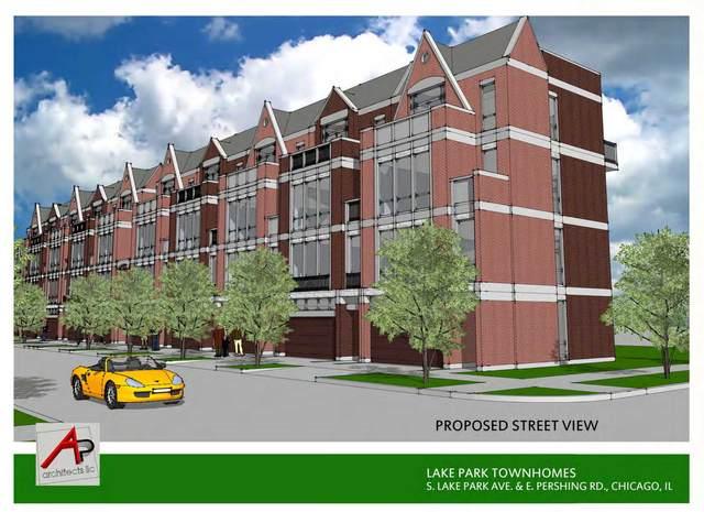 3901A S Lake Park Avenue, Chicago, IL 60653 (MLS #11070324) :: Helen Oliveri Real Estate