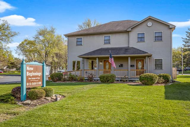 619 E Grant Highway, Marengo, IL 60152 (MLS #11070329) :: Carolyn and Hillary Homes