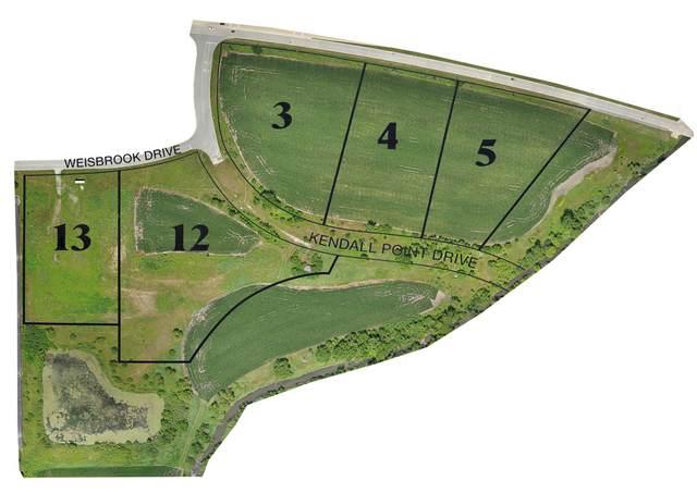 Lot 13 Wiesbrook #13 Drive, Oswego, IL 60543 (MLS #11070376) :: Carolyn and Hillary Homes