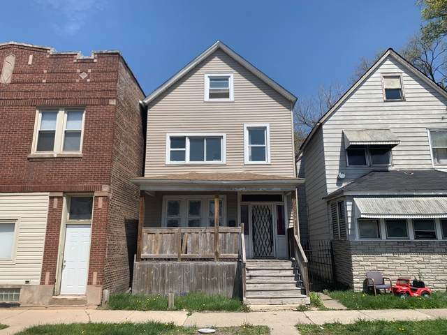 1304 E 93rd Street, Chicago, IL 60619 (MLS #11070554) :: Helen Oliveri Real Estate