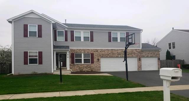 416 Clearview Lane, Lake Villa, IL 60046 (MLS #11070619) :: Helen Oliveri Real Estate