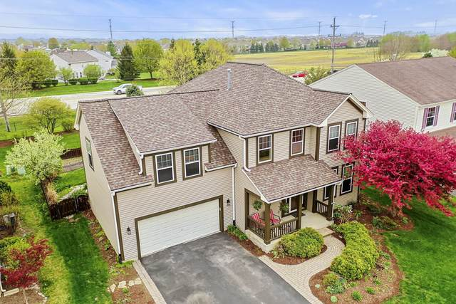 2989 Stirling Court, Montgomery, IL 60538 (MLS #11070737) :: Carolyn and Hillary Homes