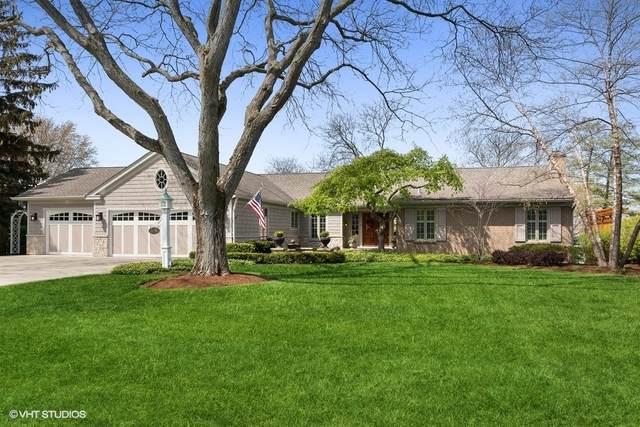 519 Lake Shore Drive N, Barrington, IL 60010 (MLS #11070763) :: Helen Oliveri Real Estate