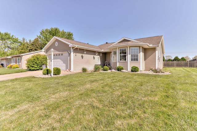 500 Northgate Drive, ST. JOSEPH, IL 61873 (MLS #11070778) :: Ryan Dallas Real Estate