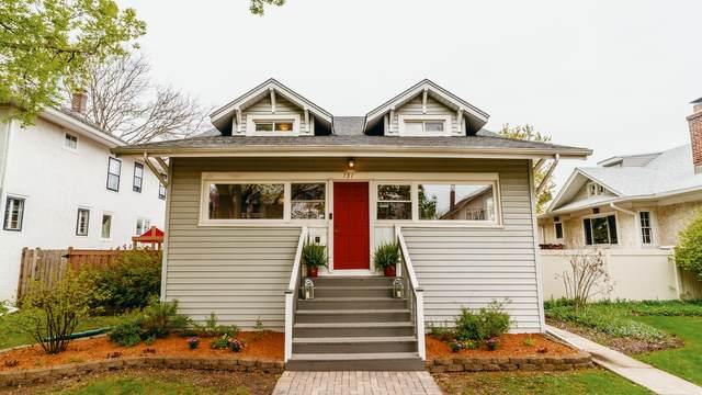 731 N Taylor Avenue, Oak Park, IL 60302 (MLS #11070853) :: Angela Walker Homes Real Estate Group