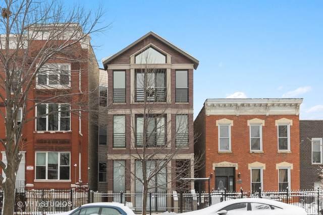 1541 N Talman Avenue #1, Chicago, IL 60622 (MLS #11070857) :: Littlefield Group