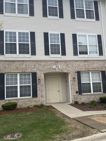 155 N Waters Edge Drive D, Glendale Heights, IL 60139 (MLS #11070867) :: BN Homes Group