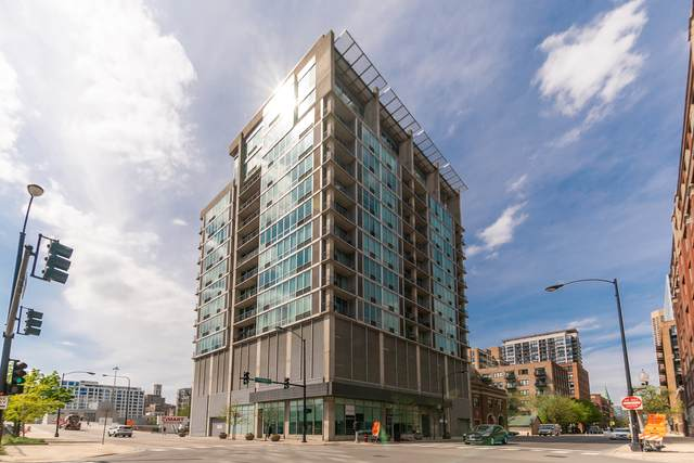 700 W Van Buren Street #1401, Chicago, IL 60607 (MLS #11070908) :: Helen Oliveri Real Estate