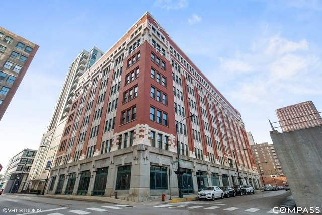 732 S Financial Place #710, Chicago, IL 60605 (MLS #11070922) :: Littlefield Group