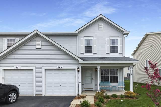 693 Zachary Drive, Romeoville, IL 60446 (MLS #11070944) :: Helen Oliveri Real Estate