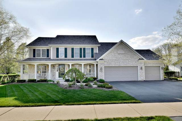 836 Doral Lane, North Aurora, IL 60542 (MLS #11070958) :: Carolyn and Hillary Homes