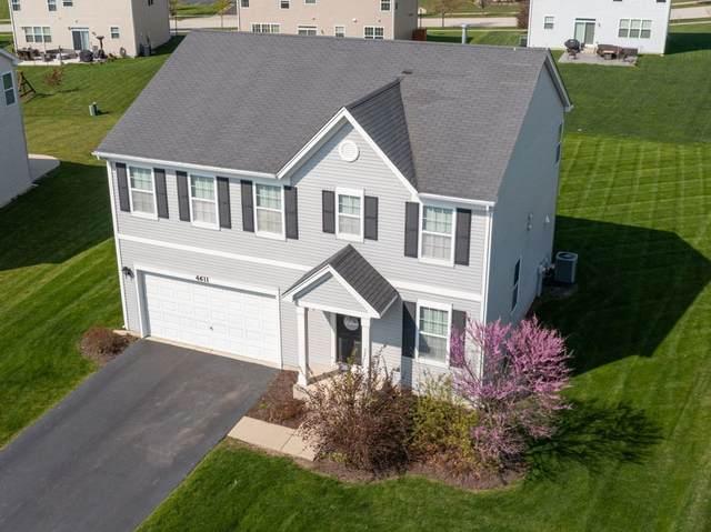 4611 Mclaren Drive, Oswego, IL 60543 (MLS #11070960) :: O'Neil Property Group