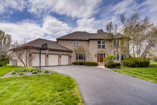 55 Gentry Drive, Hawthorn Woods, IL 60047 (MLS #11070996) :: Helen Oliveri Real Estate