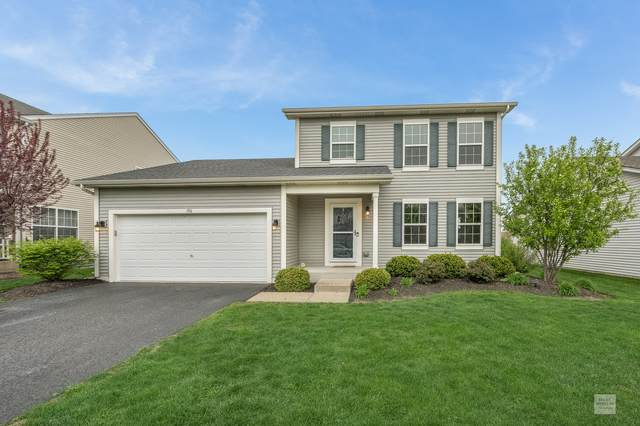 190 Holmes Place, Montgomery, IL 60538 (MLS #11071097) :: Carolyn and Hillary Homes